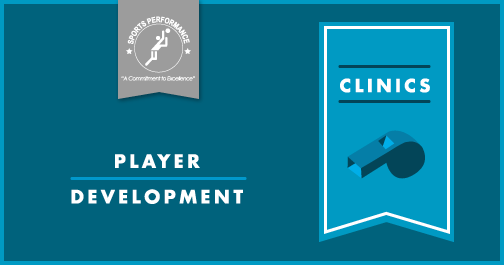 Great Lakes Center Player Development - Clinics Banner