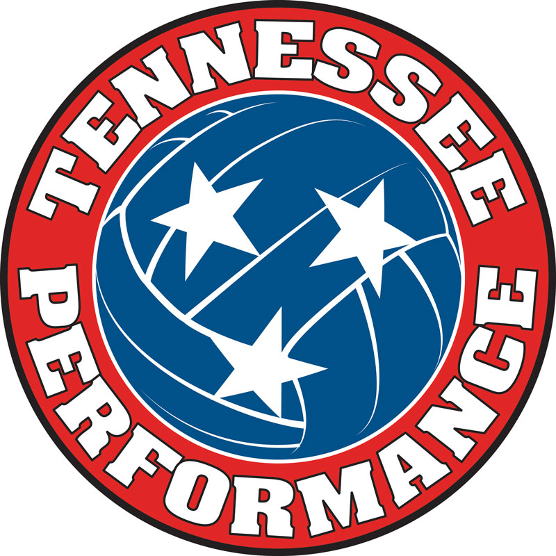 Tennessee Performance Volleyball logo