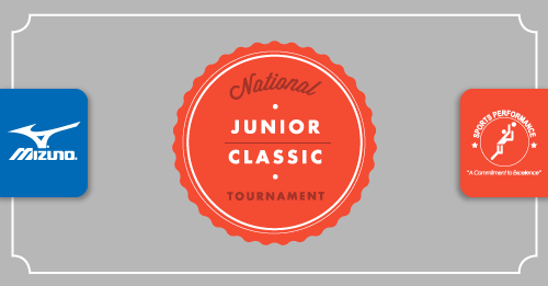 Sports Performance Volleyball - National Juniors Classic Banner