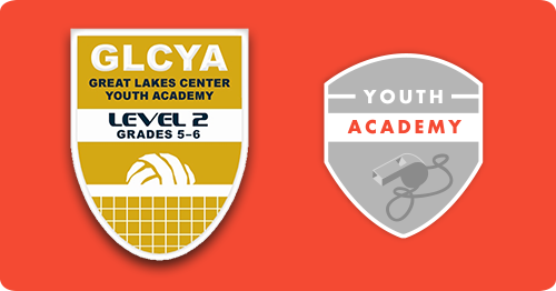 Great Lakes Center Youth Academy Level 2 Banner
