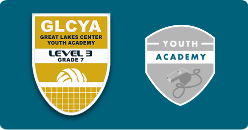 Great Lakes Center Youth Academy Level 3 Banner