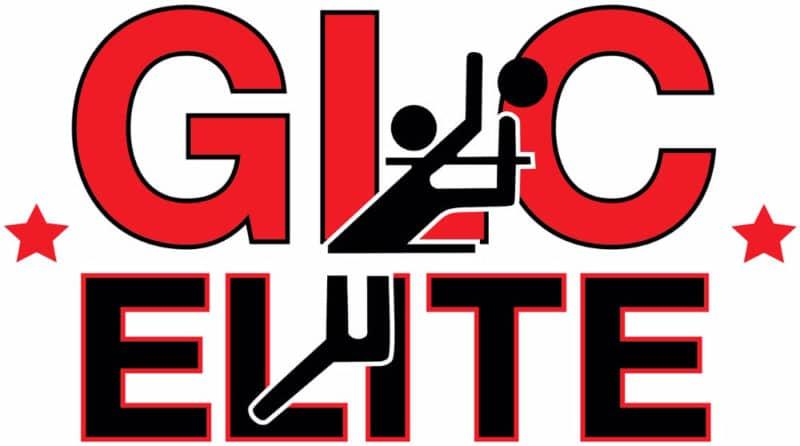 Illustrated logo for GLC Elite