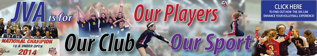JVA Online banner for Sports Performance